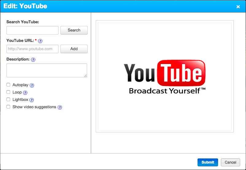 Edit YouTube