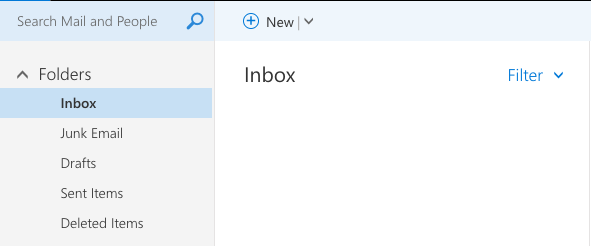 Aperçu des emails